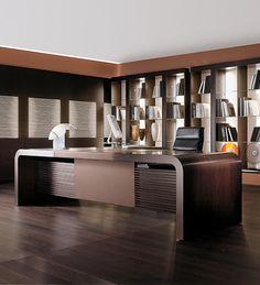 Executive Desk Leather U0026 Wood | Bao Home Office | Pinterest | Desks, Woods  And Leather