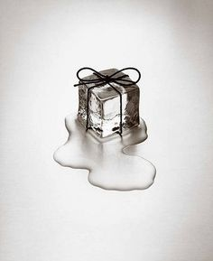 your gift is melting