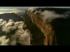 History of Venezuela's Ancient Tepuis               From national Geographic