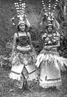 Samoan Belles  Joseph L. Dwyer Collection