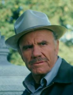 R.G. Armstrong (1917 - 2012) - character actor mostly westerns (The Predator, Lone Wolf McQuade, Children of the Corn)  1917-2012