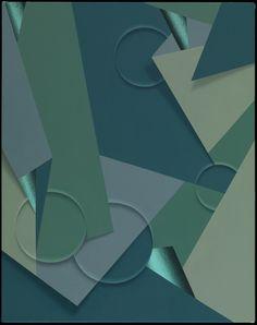 Tomma Abts / Turner Prize winner 2006 / UK Artist (German born)