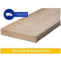 Verouderd Steigerhout 32x200