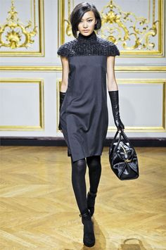 maiyet: elegant dress! #fashion #wearing