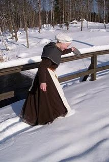 14th century Swedish outfit