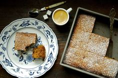 Rustic French Honey Cake from Tom Hirschfeld on Food52: I would love this for a rustic birthday celebration!