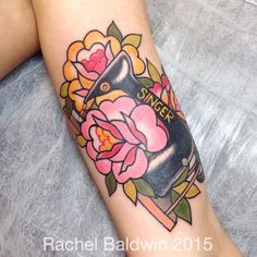 See this Instagram photo by @rachelbaldwintattoo • 2,201 likes