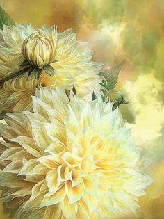 Couleur   Jaune poudré ❧ Jaune Pastel, Fleurs Jaunes, Fleurs Peintes,  Peindre ee760740a202