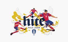 Hitejinro 'HITE' World Cup Edition on Behance