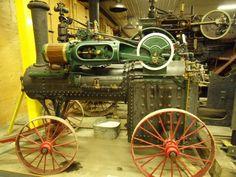Ontario steam heritage museum