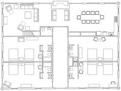 Lenamon Lodge Floor Plan