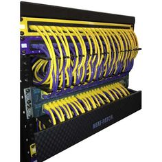 Neat Patch, Patch Cable Management