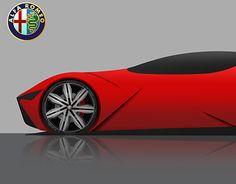 "Check out new work on my @Behance portfolio: ""Alfa Romeo Stile Concept"" http://be.net/gallery/49256551/Alfa-Romeo-Stile-Concept"