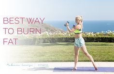 NEW! Best Way to Burn Fat | Rebecca Louise