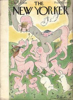 The New Yorker April 27 1940 - EphemeraForever.com