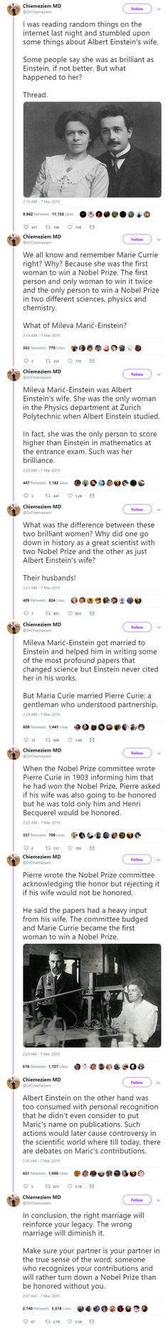 Mileva Maríc-Einstein Mileva is AWESOME and I wish I had learned about more of her at school Pierre Curie, Things To Know, Things To Think About, Memes, The More You Know, Interesting History, Faith In Humanity, Women In History, History Facts