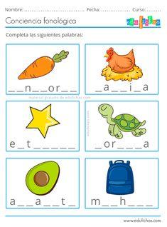 English Activities, Reading Activities, Reading Skills, Activities For Kids, Bilingual Kindergarten, Bilingual Education, Critical Thinking Skills, Phonemic Awareness, Spanish Lessons