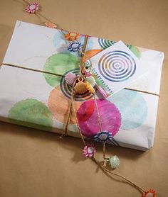 Beautiful & Cute Styles Of Gift Wrapping