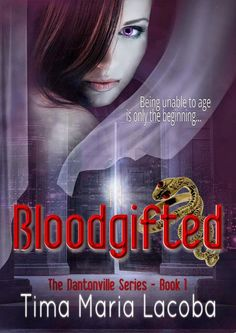 #IndieBooksBeSeen: Bloodgifted, The Dantonville Legacy Series, Book 1...