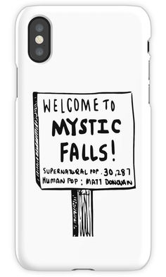 «The vampire diaries-Mystic Falls» de KikkaT
