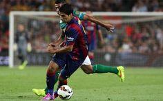Luis Enrique confirmó que Luis Suárez jugará el amistoso programada por el filial contra la selección Indonesia Sub19