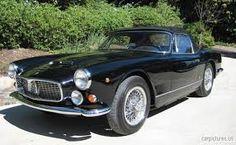 Maseratii 3500 GT