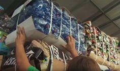 Notas sobre Reciclaje en La Tercera