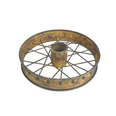 Rusty and Antique Themed Small Bike Wheel, Bike Wheel, Decorating Your Home, Living Spaces, Walls, Antiques, Business, Vintage, Products, Style