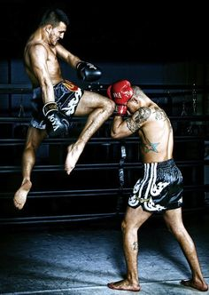 Learn muay thai strength training exercises and workout drills along with other martial arts fitness training. Become a certified coach. Click over for details. Kick Boxing, Mma Boxing, Taekwondo, Kyokushin Karate, Art Of Fighting, Mma Fighting, Fighting Gloves, Fitness Workouts, Fitness Motivation