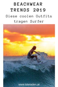 Hier findest Du die Beachwear Trends 2019. Diese coolen Outfits tragen Surfer in diesem Jahr. Lass Dich vom coolen Surferlook inspirieren und entdecke die coole Mode der Beachboys und Beachgirls.  #mode #beachwear #surferoutfits #surfwear Surf Wear, Beach Wear, Cooler Look, Good Vibes, Sweater Hoodie, Strand, Around The Worlds, Hoodies, Sweaters