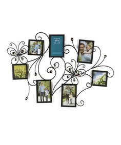 Elegant Design: Home Décor | Daily deals for moms, babies and kids...LOVE the awesome butterfly picture frame!!!! <3