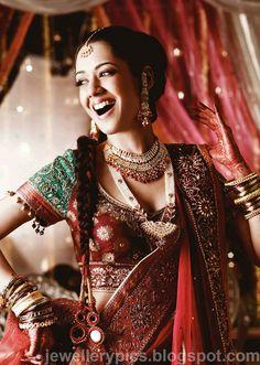 Panjabi bridal jewellery - Latest Jewellery Designs