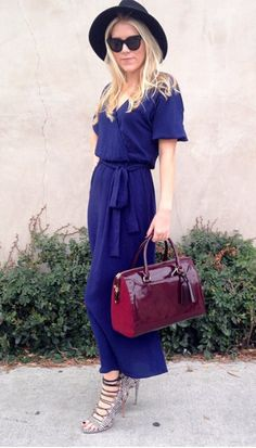 Betty Jane's new Boho Wrap Maxi Dress | Love On A Hanger Bohemian Fall Style