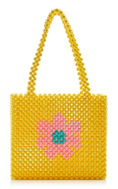 Susan Alexandra Hand-Beaded Bags from the Fall 2018 Collection Beaded Ornament Covers, Beaded Boxes, Beaded Clutch, Cheap Bags, Cute Bags, Bead Crochet, Zara, Purses And Bags, Handbag Accessories