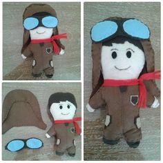 Aviador / O pequeno príncipe