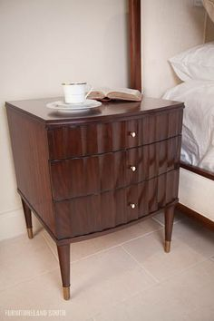 B Barry By Henredon Nightstand | Interior Designs | Pinterest |  Nightstands, Night Stand And Drawers