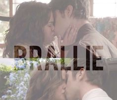 Brallie :) The Fosters. I'm not sure if I ship Brallie or Wyatt and Callie? Maybe both?