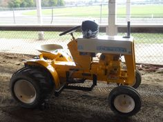 Cub Cadet I Restored Things with Wheels Motors Pinterest
