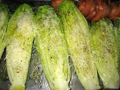 21st Century Urban Pioneers: Grilled Romaine Lettuce