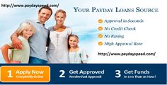 Get quick $ 400 paydayspeed com Mesa Arizona no faxing Get instant $800 cash within 15 minutes. You can also apply quick $ 600 www paydayspeed com for bad credit Aurora, CO no credit check .  http://www.paydayspeedloans.com/useful-payday-speed-loan-advice-guidelines