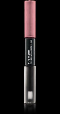 Just bought this incredible Pro Longwear Lipcolour from MAC! Truly lasts through eating, drinking, and just about anything else! Lasts for 12+ hours!