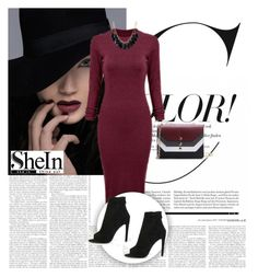 """Shein 3/2"" by merimarahmanovic ❤ liked on Polyvore featuring Sheinside and shein"