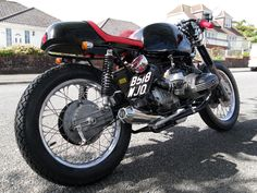 kevils speed shops bmw r80 cafe racer | par kevils speed shop CAFE RACERS