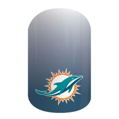 Get gameday style with Jamberry's NFL Collection. Our officially licensed NFL products feature your favorite team logo and colors so you can cheer your team to victory with Miami Dolphins' on your nails.  #JamsByColey #Jamberry #NFLCollectionByJamberry