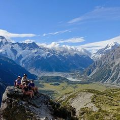 New Zealand South Island, Great Walks, Go Hiking, Chilling, Trip Planning, National Parks, Cook, Adventure, Group