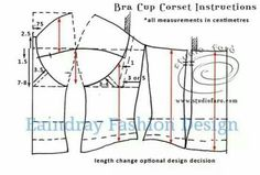 bra corset