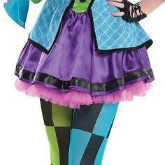 Madeline Hatter Costume