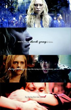Bellamy and Clarke The 100 Tv Series, The 100 Show, Book Tv, Book Show, Best Tv Shows, Best Shows Ever, The 100 Quotes, 100 Memes, Lincoln And Octavia