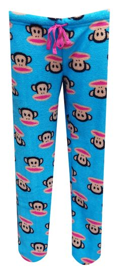 Paul Frank Livin' the Plush Life Plush Lounge Pants Are you living the plush life? These soft and cozy lounge pants for women f...