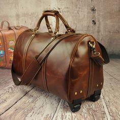 Luggage Vintage, TOP Travel Bag